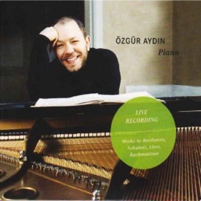 Piano-Live Recording - Works by Beethoven, Schubert, Liszt, Rachmaninov