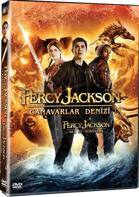 Percy Jackson Sea Of Monsters - Percy Jackson: Canavarlar Denizi (Blu-ray)