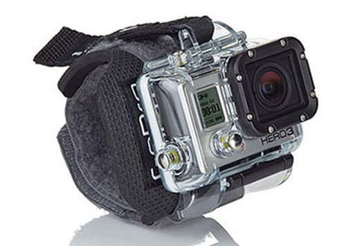 GoPro Kamera Kutusu Hero3, Hero3+ Wide Bilek İçin