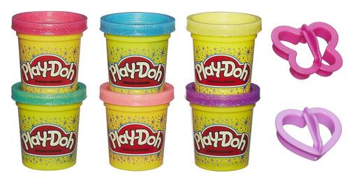 Play-Doh Disney Princess Işıltılı Hamur A5417