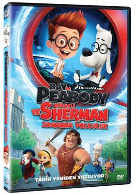 Mr. Peabody and Sherman - Bay Peabody ve Meraklı Sherman