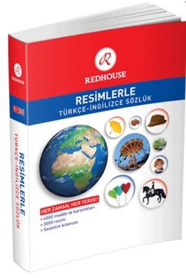 Redhouse Resimlerle Türkçe - İngilizce Sözlük