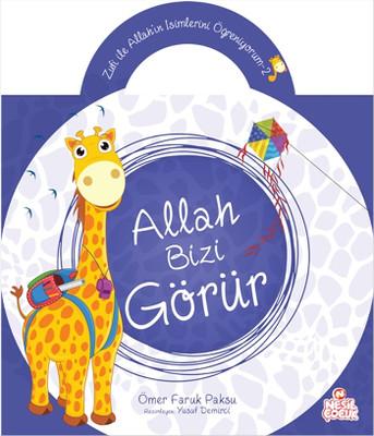 Zufi ile Allah'ın İsimlerini Öğreniyorum 2 - Allah Bizi Görür