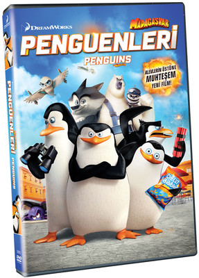 Penguins Of Madagascar - Madakaskar Penguenleri