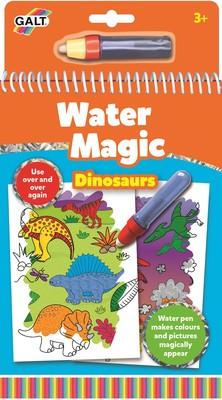 Galt - Water Magic Sihirli Kitap Dinozorlar