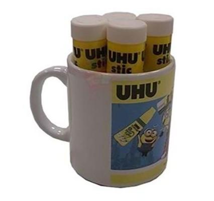 Uhu Stic Lisans Mug Promo Paket
