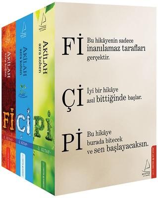 Fi, Çi, Pi - 3 Kitap Takım