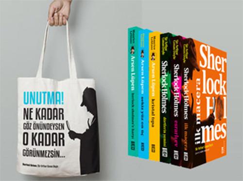 Bir Çanta Dolusu Polisiye - 6 Kitap Takım
