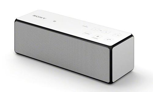 Sony Kablosuz NFC Speaker SRSX33W.EU8