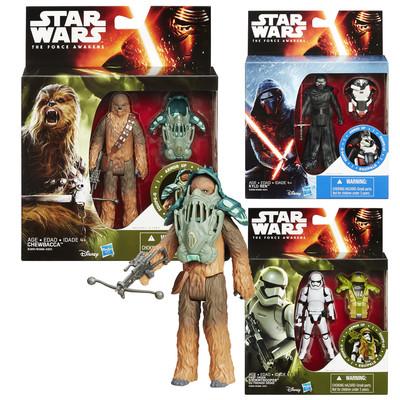 Star Wars Zırhlı Figür B3886
