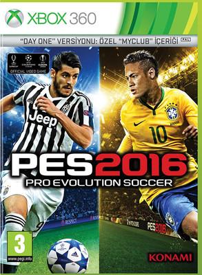 PES 2016 XBOX
