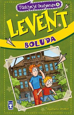 Levent Türkiyeyi Geziyorum 4 - Levent Bolu'da