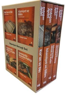 İslamiyet Gerçeği Seti - 4 Kitap Takım