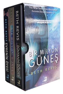 Evrenin Üçlemesi Seti -  3 Kitap Takım Kutulu