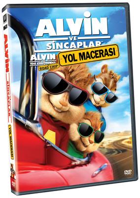 Alvin And The Chipmunks: Road Chip - Alvin ve Sincaplar: Yol Macerası