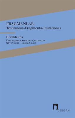 Fragmanlar - Testimonia-Fragmenta-Imitationes