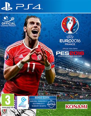UEFA Euro 2016 France PS4