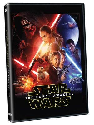 Star Wars: Güç Uyaniyor, Dvd