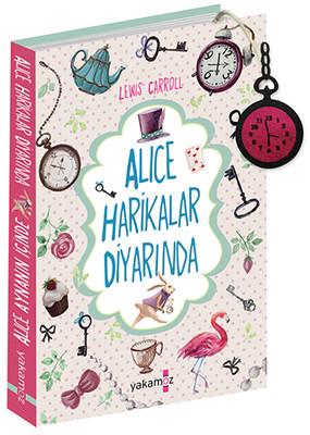 Alice Harikalar Diyarında - Alice Aynanın İçinde
