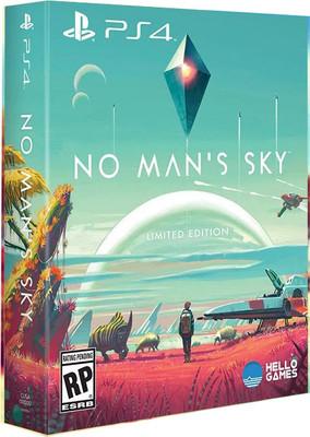 No Man's Sky Special Edition PS4