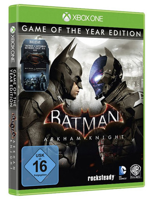Batman Arkham Knight GOTY XBOX1