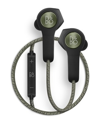 BeoPlay H5 Wireless Kulakiçi kulaklık,Moss Green BO.1643462