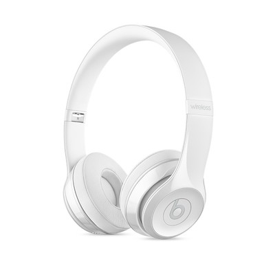 Beats, APL, Solo 3, OE, Wireless, Gloss White - BT.MNEP2ZE.A