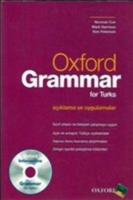 Oxford Grammar for Turks w/CD
