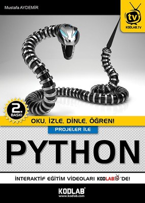 Projeler İle Python