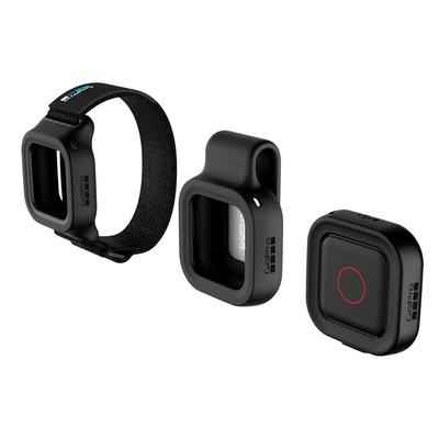 GoPro Remo Sugeçirmez Sesli Komut Alabilen Kumanda + Mikrofon - H5 5GPR/AASPR-001-EU