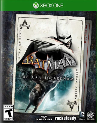 Batman Return to Arkham XBOX1
