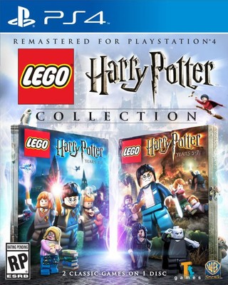 Lego Harry Potter Years 1-7 PS4