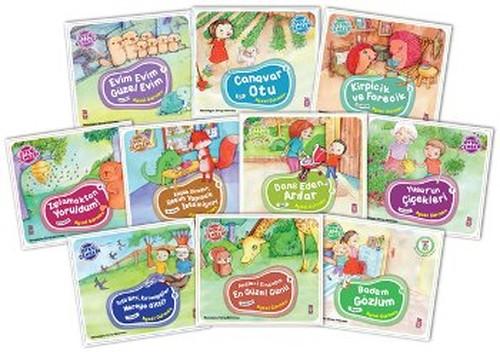 Öykü Çemberi Set - 10 Kitap Takım