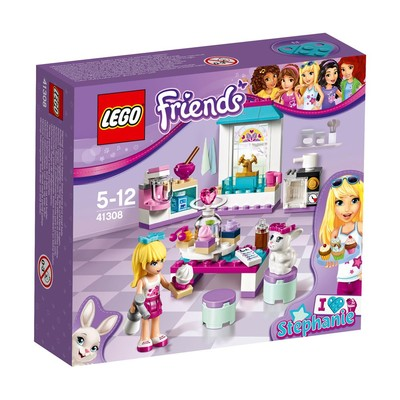 Lego-Friends Stephanies Cakes 41308