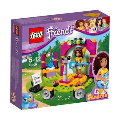 Lego-Friends Andreas Duet 41309