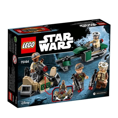 Lego-Star Wars Rebel Trooper 75164