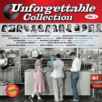 Unforgettable Collection Vol.1