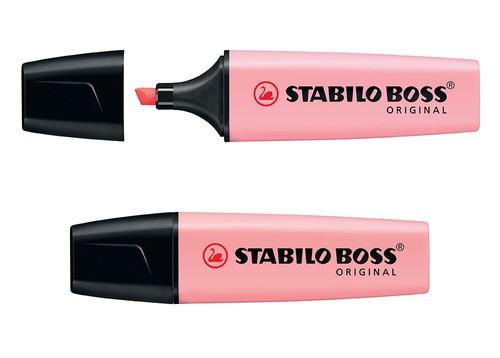 Stabilo Boss Original Pastel-Pembe