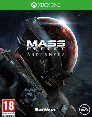 Mass Effect Andromeda XBOX1