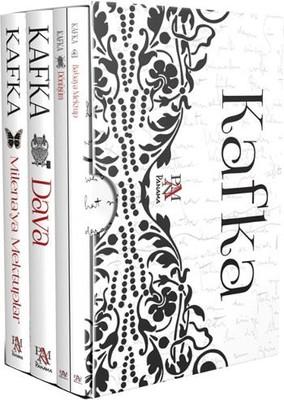 Kafka Kutulu Set 4 Kitap Takım