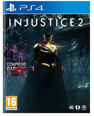 Injustice 2 - Standart Edition (PS4)