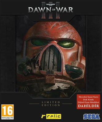 Dawn of War III - Limited Edition PC