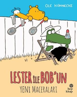 Lester İle Bob'un Yeni Maceraları
