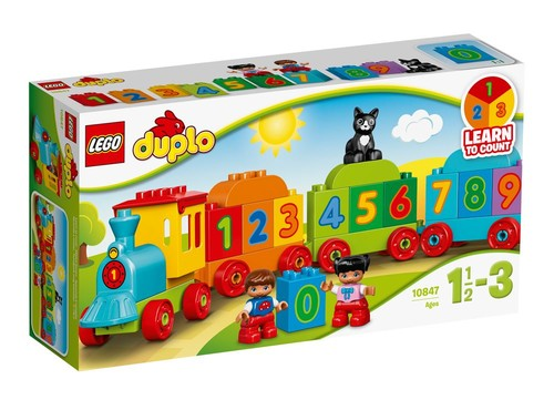 Lego-Duplo Number Train 10847
