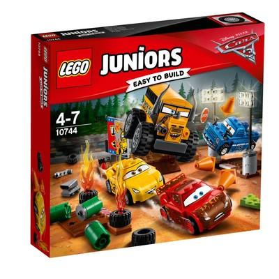 Lego-Thunder Hollow Crayz 8 Race 10744