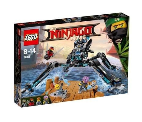 Lego-Ninjago 70611