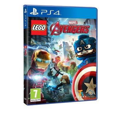 Lego Marvel's Avengers, Ps4