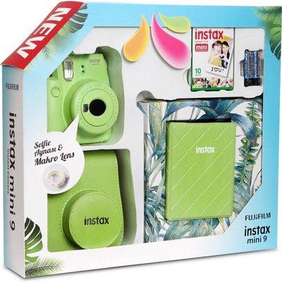Fuji Instax Mini 9 Box 1 Yeşil FOTSI00060