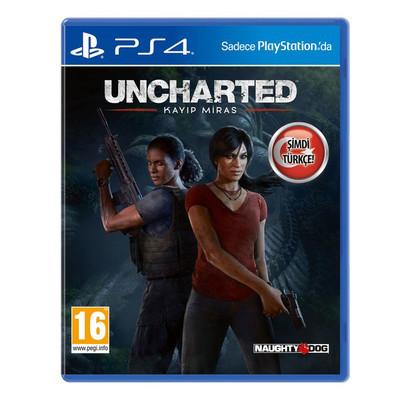 Uncharted: Kayıp Miras PS4