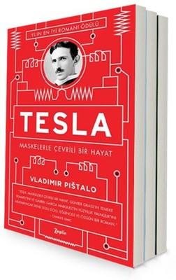 Nikola Tesla Seti - 3 Kitap Takım
